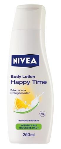 Nivea Happy Time Body Lotion 250Ml