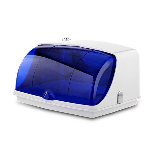 Vogvigo Mini gabinete de desinfección profesional,caja de desinfección UV con luz LED,se puede usar para peine/toalla…