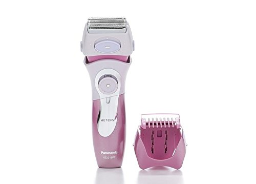 037988561766 - Panasonic ES2216PC Close Curves Women?s Electric Shaver, 4-Blade Cordless Electric Razor with Bikini Attachment and Pop-Up Trimmer, Wet or Dry Shaver Operation carousel main 8