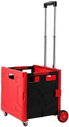 XYNB Convenientes carritos de Compras con Cesta Productos portátiles Carrito Carrito de Compras Carro Plegable (Color, C8, tamaño, 48X43X44), C7,48X43X44: Amazon.es: Hogar