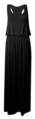 Generic - Robe - Femme Noir Noir M/L