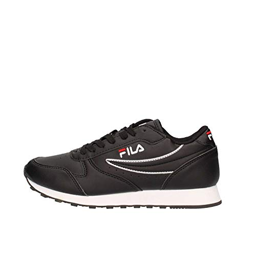 Turnschuhe Orbit Fila Low Black 10103081FG Wmn xw87a0