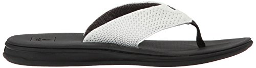 para Black Blw Mujer White Reef Multicolor Rover Chanclas 8x4FZ4