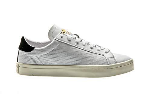 noir Blanc chaussures Courtvantage Blanc De Adidas Pour Sport Chaussures Hommes qzZS6nw
