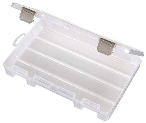 ArtBin 4000AB Solutions Box-Medium-One Compartment-Clear Art/Craft Storage Container