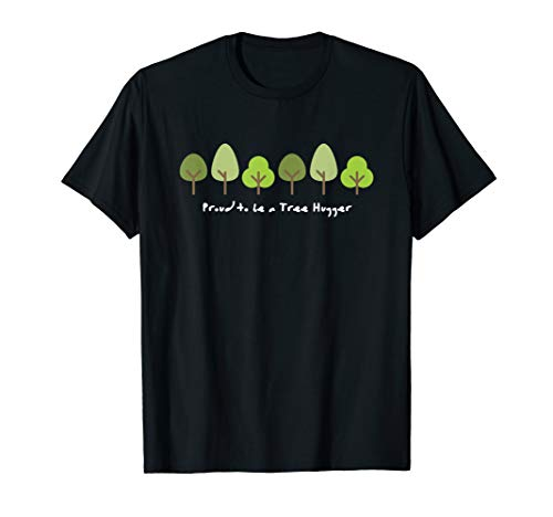 (Tree Hugger Tshirt for a Nature Lover or Environmentalist)