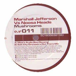 MARSHALL JEFFERSON/NOOSA HEADS / MUSHROOMS (REMIX)