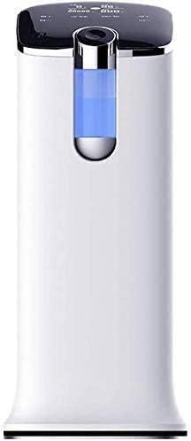 HYLH酸素マシン、ポータブルインテリジェントパネル酸素原子化負イオン可視化酸素バー、23X50Cm酸素発生器(色、白)、白、白