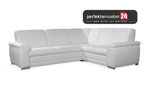 BARELLO MAXI Couch mit Schlaffunktion Eckcouch Sofa Polster Ecke Wohnlandschaft (nebrasca)
