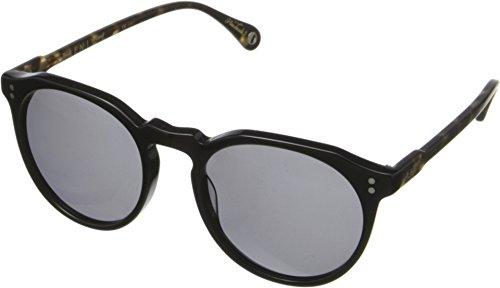 Raen Remmy Sunglasses, Matte Brindle Tortoise & Polished Black, 52 - Remmy Raen Sunglasses