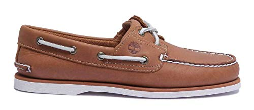 Ca1otn Chaussures Classic Boat Brown Timberland Bateau SwUWp0qq
