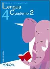 Lengua 4. Cuaderno 2. (Spanish) Paperback – June 2, 2008