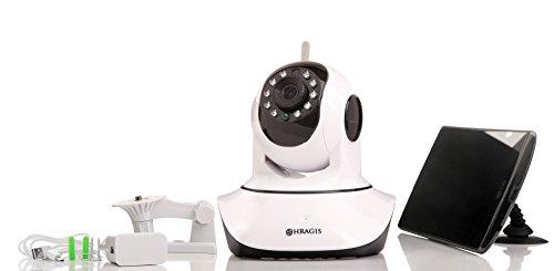 Baby Monitor & Wireless Wi-Fi IP Camera By Shragis. BONUS: Phone Stand