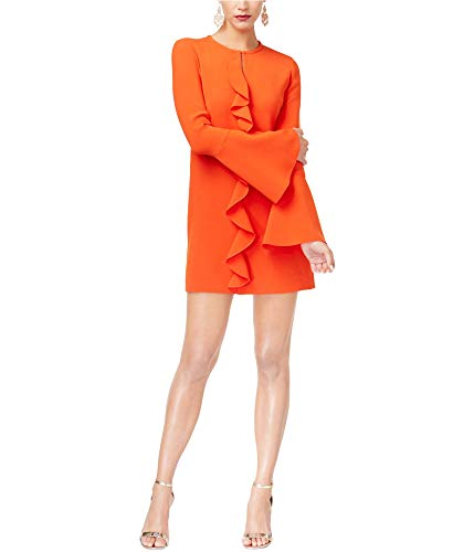 Rachel Zoe Women's Monner Dress, Dark Coral 10 for sale  Delivered anywhere in USA