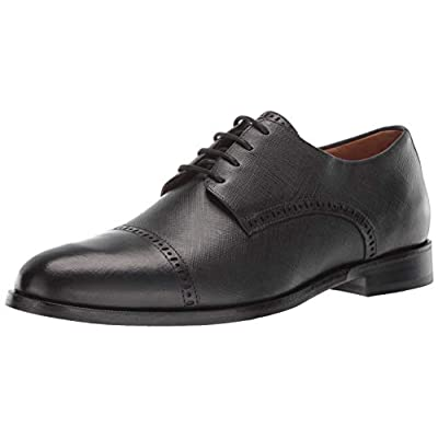 MARC JOSEPH NEW YORK Mens Leather Oxford Lace-up Dress Shoe | Oxfords