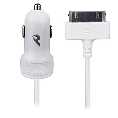 HOME Utter - Cargador de Coche para Apple iPhone 4 con ...