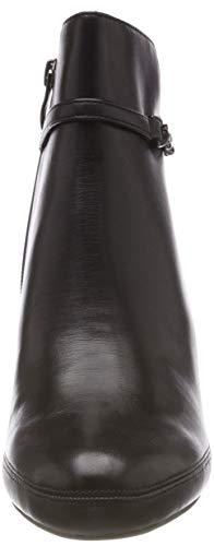 Femme 25372 Botines black 21 1 Noir Tamaris Uqtw06HxU