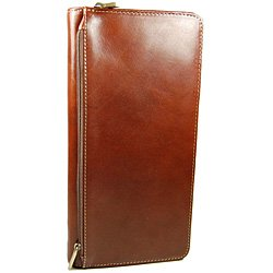 Zip Around Family Passport Travel Wallet Credit Cards Business by Castello (Image #1)