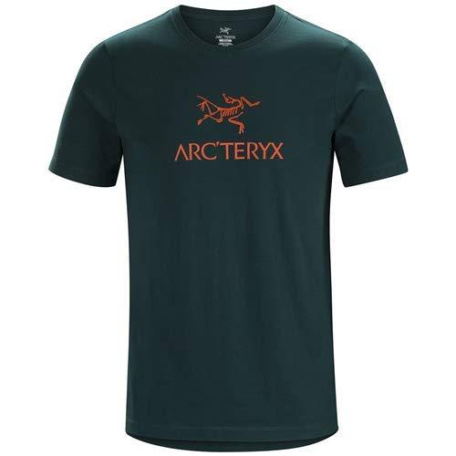 Arc'teryx Men's Arc'Word T-Shirt Short Sleeve Labyrinth Large from Arc'teryx