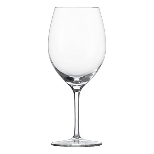 - Schott Zwiesel Tritan Crystal Glass Cru Classic Stemware Collection Claret/Red Wine Glass, 19.8-Ounce, Set of 6