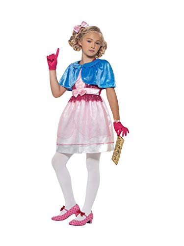 Roald Dahl Veruca Salt Deluxe Costume (Veruca Salt Charlie And The Chocolate Factory Costume)