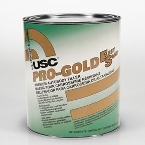 U. S. Chemical & Plastics PRO-GOLD ES Premium Autobody Filler (USC-16400) by U.S. Chemical & Plastics (Image #1)