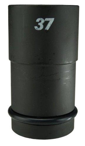 FPC U ボルト用 インパクトロングソケット 25.4mm 1/1WAU-52(2-1/16) B003B30R7O 52mm 52mm