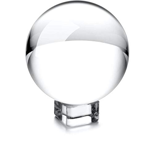24×7 eMall 80 mm K9 Crystal Ball Pro and Stand for Creative Photography (80mm) Price & Reviews