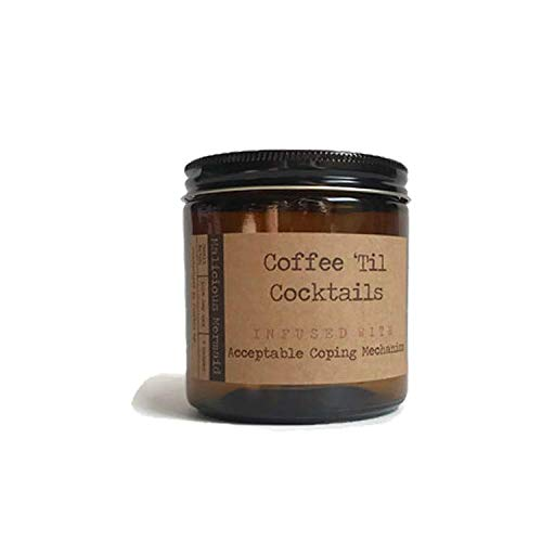 Tangy Cocktail - Coffee 'Til Cocktails Premium Soy Wax Candle