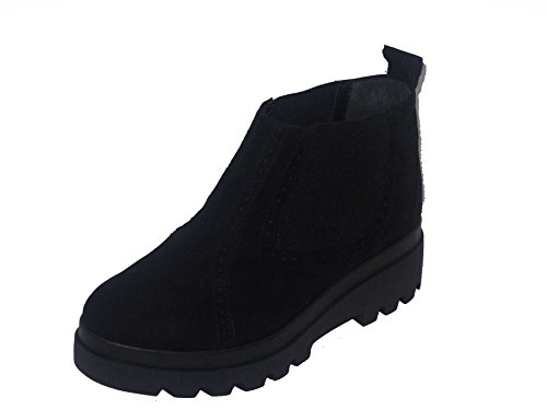 ANNO ZERO Women's Boots NERO NABUK rZwpGJ