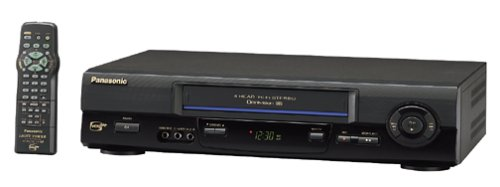 Panasonic PV-V4611 4-Head Hi-Fi Stereo - Vcr Stereo