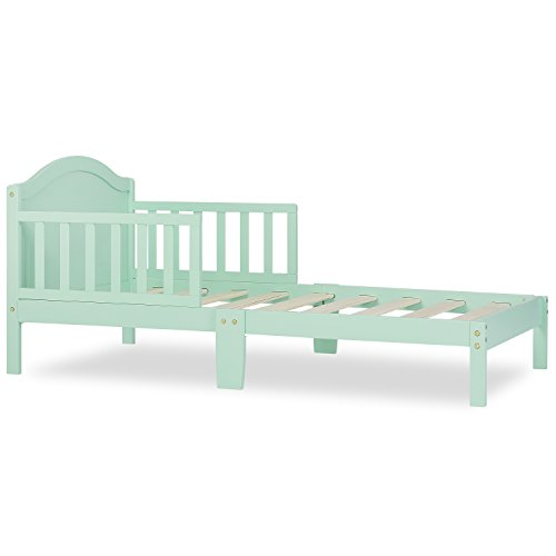 Dream On Me Sydney Toddler Bed in Mint by Dream On Me (Image #3)