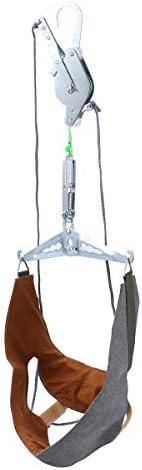 Healifty Kopf-Hängematte für Halswirbelstütze, Rückenstütze für T-Schmerzlinderung (zufällige Farbe)