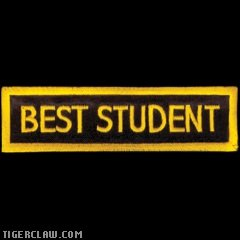 Patch BEST STUDENT