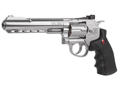 Crosman SR357 Revolver, 6