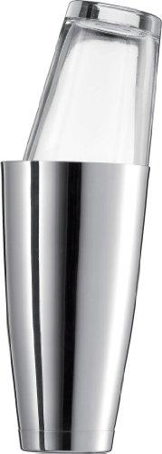 Schott Zwiesel Basic Bar Selection Boston Shaker, Metal and Glass
