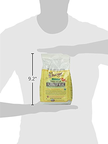 Bob's Red Mill Organic Brown Flaxseed Meal, 32-ounce (Package May Vary) by Bob's Red Mill (Image #10)