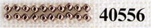 Mill Hill Petite Seed Beads 40556 Antique Silver - per pack ()