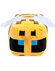 Minecraft - Bee Pillow Buddy Kids Super Soft Polyester, 12 inch Plush (Official Product)