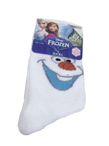 with Girls Frozen Socks design