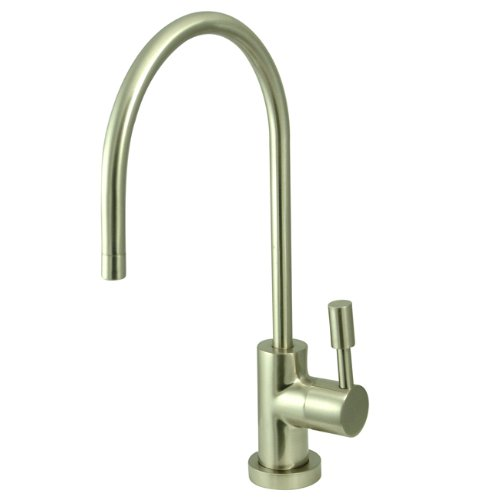 Kingston Brass KS8198DL Concord Single Handle Water Filtration Faucet, Brushed ()