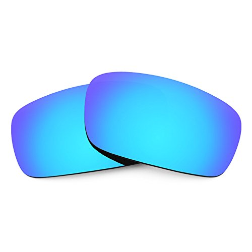 Revant Polarized Replacement Lenses for Oakley Crankshaft Ice Blue - Oakley Lenses Guide