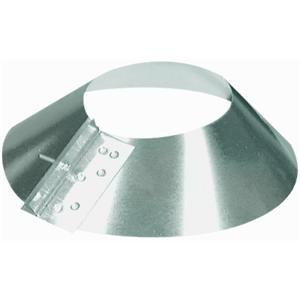 Imperial #GV1379 8 Galvanized Storm Collar by Imperial Mfg