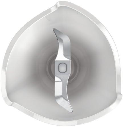 Philips HR1600/09 Batidora de mano, 550 W, Plástico, Blanco