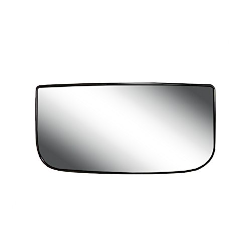 Fit System (80250) Cadillac Escalade/Chevrolet Silverado Passenger Side Replacement Mirror Glass Assembly ()