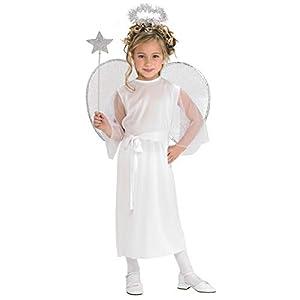 Disfraz de ángel para niña Rubies 881931L