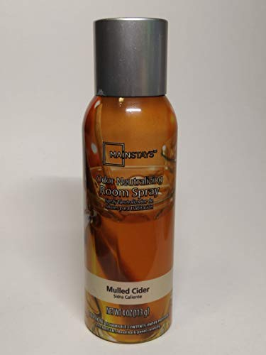 Mainstays Odor Neutralizing Room Spray, Mulled Cider, 4 fl oz