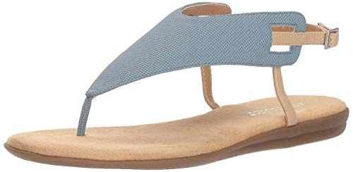 (Aerosoles Women's Chlose Friend Sandal, Blue, 6.5 M US)