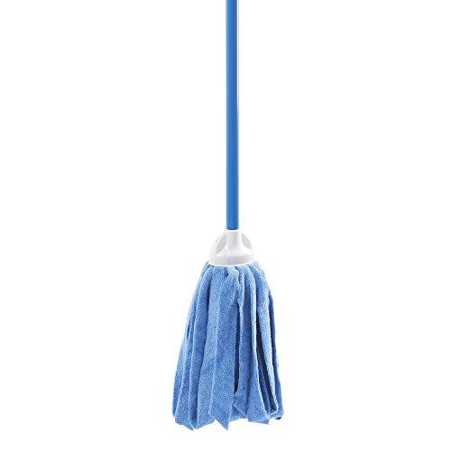 Clorox Microfiber Cloth Mop, Blue