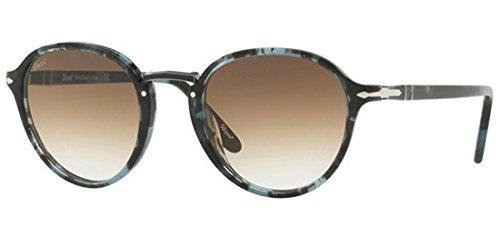 Grey Persol 0po3184s Dark Blue Brown Spotted Gredient Clear Mens xUUprTX